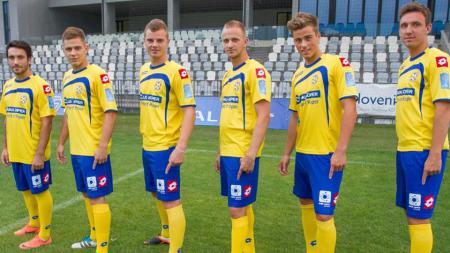 Para pemain FC Koper. - INDOSPORT