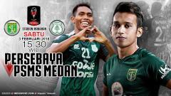 Indosport - Prediksi Persebaya vs PSMS Medan