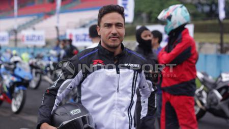 Hamish Daud, suami penyanyi Raisa. - INDOSPORT