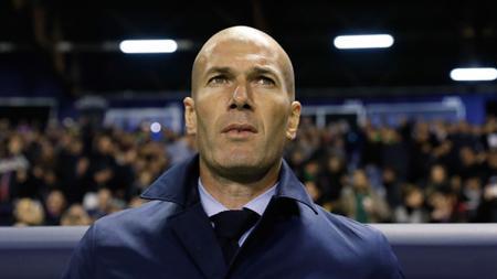 Zinedine Zidane. - INDOSPORT