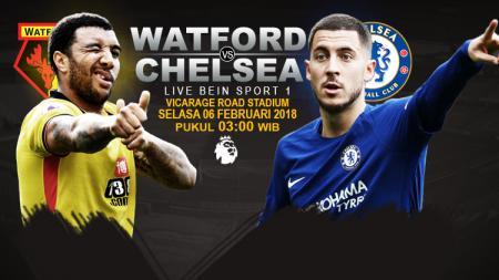 Prediksi Watford vs Chelsea. - INDOSPORT