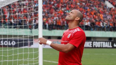 Ivan Carlos ternyata mendambakan bermain di Liga Malaysia ketika masih berseragam Persija Jakarta pada 2018 lalu. - INDOSPORT