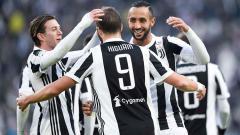 Indosport - Juventus vs Sassulo