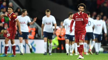 Liverpool dan Tottenham Hotspur kabarnya jadi dua klub Liga Inggris yang tak setuju Pangeran Salman beli Newcastle United. - INDOSPORT