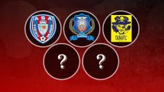 Indosport - Independiente Caravel, FC TOT, dan ASA Targu Mures.