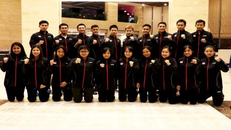 Tim Kualifikasi Piala Thomas dan Uber - INDOSPORT