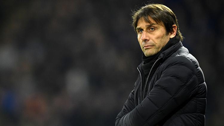 Pelatih Chelsea, Antonio Conte Copyright: Getty Images