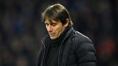 Pelatih Inter Milan yang bernama Antonio Conte mendapat kritik pedas dari legenda Nerazzurri menjelang big match Serie A Liga Italia 2020-2021 melawan Juventus. - INDOSPORT