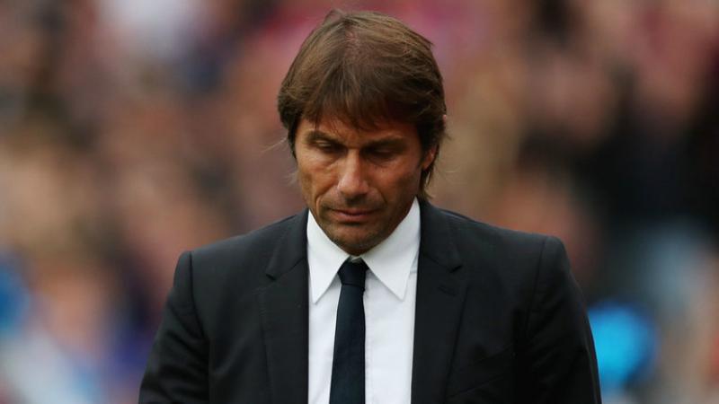 Antonio Conte, pelatih Chelsea. Copyright: SkySports