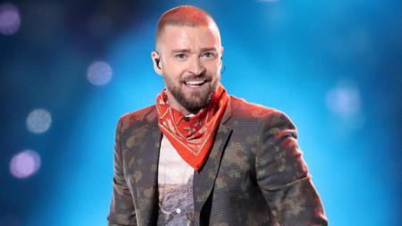 Justin Timberlake aktris Amerika Serikat. - INDOSPORT