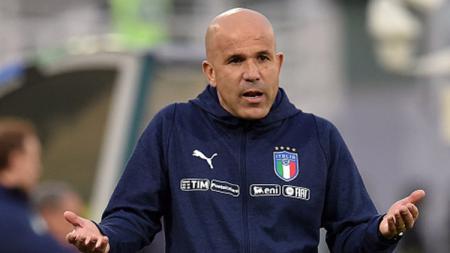 Luigi Di Biagio resmi jadi pelatih Timnas Italia. - INDOSPORT