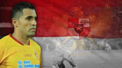 Indosport - Alberto Goncalves resmi jadi Warga Negara Indonesia (WNI).