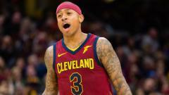 Indosport - Eks pemain Cleveland Cavaliers yang kini bermain untuk Washington Wizards, Isaiah Thomas, harus menepi setidaknya enam hingga delapan pekan usai menjalani operasi untuk menyembuhkan cedera jempol kirinya.
