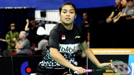 Tunggal putri Indonesia, Gregoria Mariska. - INDOSPORT