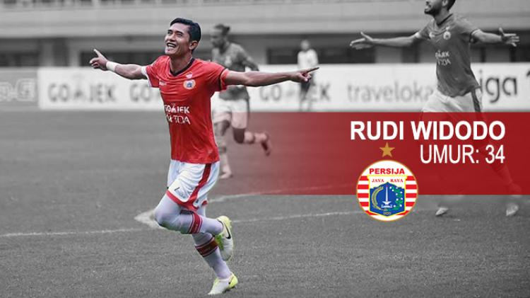 PSMS Medan vs Persija Jakarta (Rudi Widodo). Copyright: Grafis: Eli Suhaeli/INDOSPORT