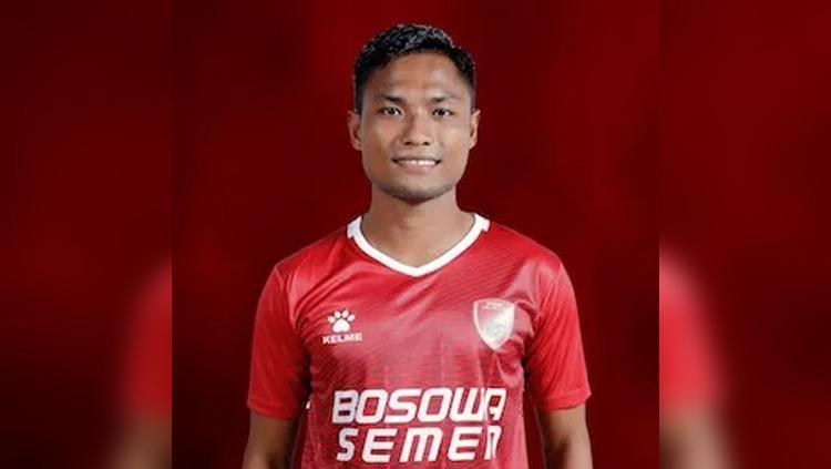 Bek PSM, Hendra Wijaya. Copyright: PSM Makassar