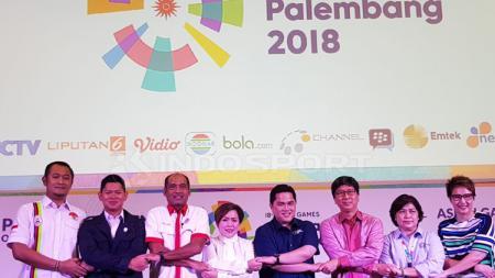 Asian Games 2018. - INDOSPORT