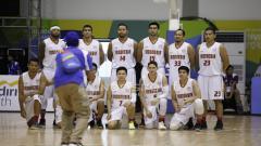 Indosport - Test Event Asian Games Cabor Basket