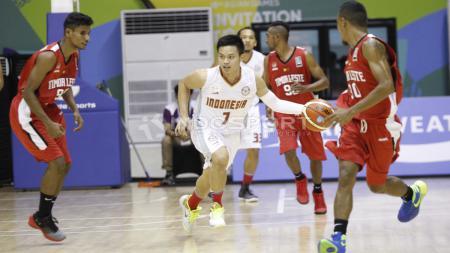 Test Event Asian Games Cabor Basket - INDOSPORT
