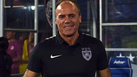 Pelatih JDT, Ulisses Morais - INDOSPORT