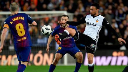 Valencia vs Barcelona - INDOSPORT