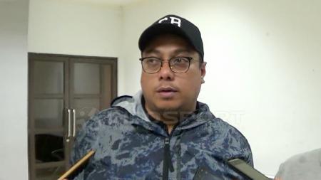 Manajer Persebaya, Chairul Bassalamah. - INDOSPORT