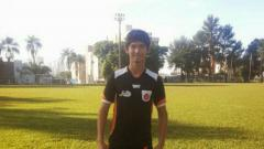 Indosport - Talenta muda berdarah Indonesia Kevin Gomes de Oliveira yang bermain di Brasil.