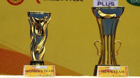 Badminton Asia Team Championships atau Kejuaraan Bulutangkis Beregu Asia 2020 dipastikan akan digelar di Singapura. - INDOSPORT