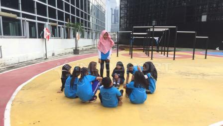 SAJA adalah sebuah yayasan Sekolah Anak Jalanan yang berlokasi di daerah Penjaringan, Jakarta Utara.