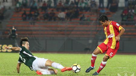 Gelandang serang Selangor FA Evan Dimas Darmono. - INDOSPORT