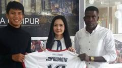 Indosport - Ahmad Jufriyanto berseragam Kuala Lumpur FA