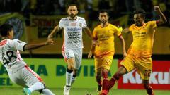 Indosport - Sriwijaya FC vs Bali United.
