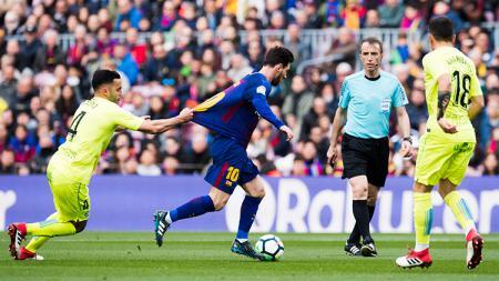 Barcelona vs Getafe - INDOSPORT