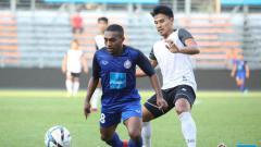 Indosport - Pemain Port FC Terens Puhiri.