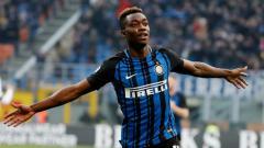 Indosport - Pemain Inter Milan, Yann Karamoh, sebentar lagi bakal merapat ke Parma pada bursa transfer musim panas 2019.