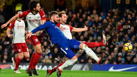 Chelsea vs West Bromwich Albion - INDOSPORT