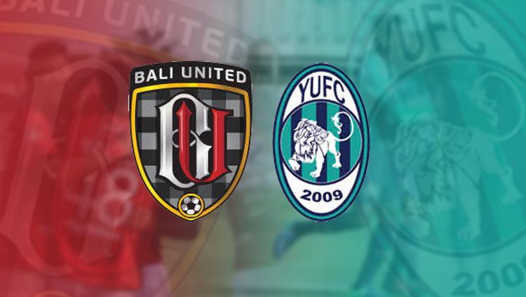 Bali United vs Yangon United. Copyright: Grafis: Eli Suhaeli/INDOSPORT