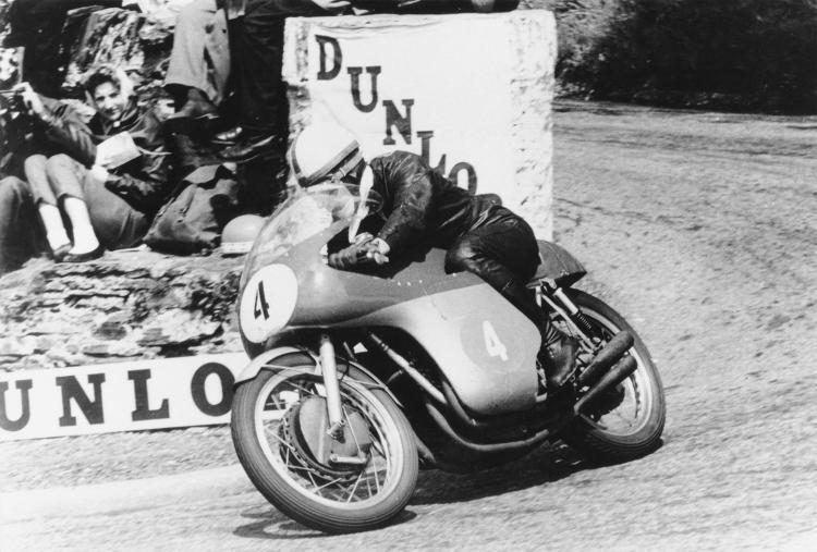 John Surtees di MotoGP Copyright: MCN