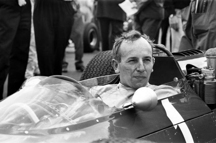 John Surtees di Formula 1 Copyright: Mirror