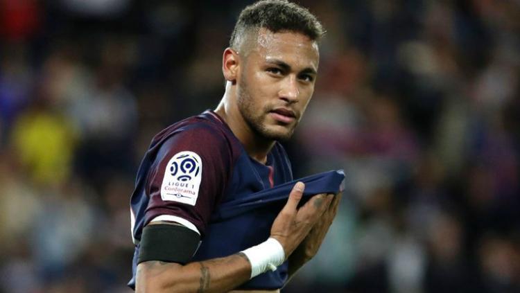 Neymar gagal mengeksekusi peluang Copyright: skysports.com
