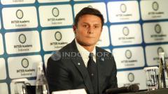 Indosport - Legenda sekaligus Wakil Presiden Inter Milan, Javier Zanetti menegaskan bahwa Nerazzurri akan berjuang untuk juara di Liga Europa.