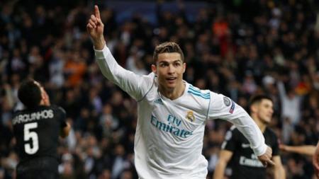 Ronaldo cetak pinalti - INDOSPORT
