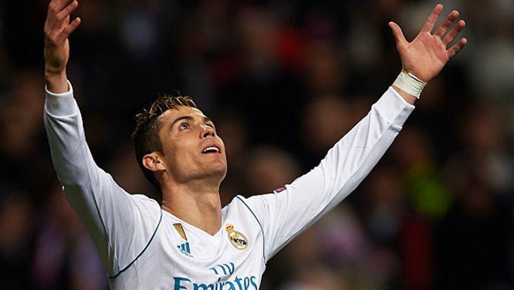 Ronaldo cetak pinalti Copyright: INDOSPORT