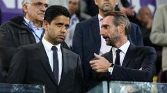 Indosport - Nasser Al-Khelaifi dikabarkan siap mengeluarkan dana yang tidak sedikit demi memborong pemain Real Madrid.