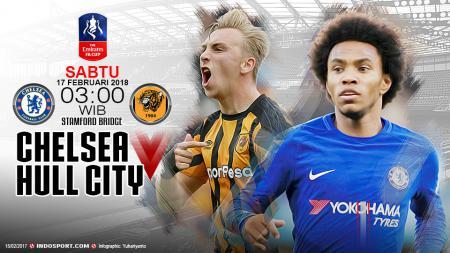 Prediksi Chelsea vs Hull City - INDOSPORT