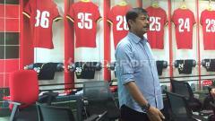 Indosport - Indra Sjafri