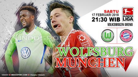 Prediksi Wolfsburg vs Bayern Munchen. - INDOSPORT