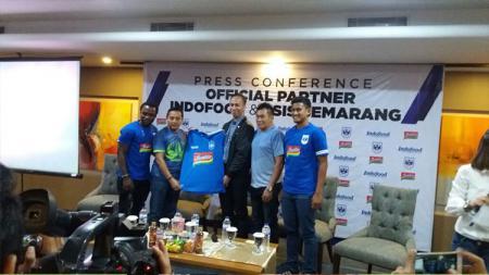 Sponsor baru PSIS Semarang - INDOSPORT