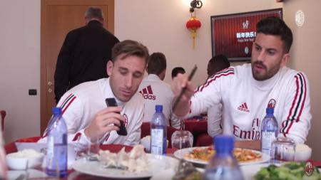 Koki klub, Michele Persechini menjadi salah satu sosok penting di belakang asupan gizi para pemain AC Milan. - INDOSPORT
