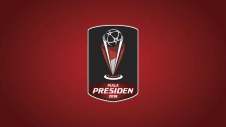 Logo Piala Presiden 2018. - INDOSPORT
